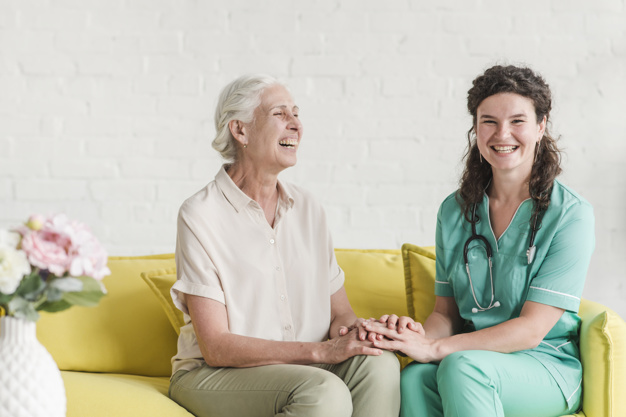 Benefits and Rewards of Being a Caregiver