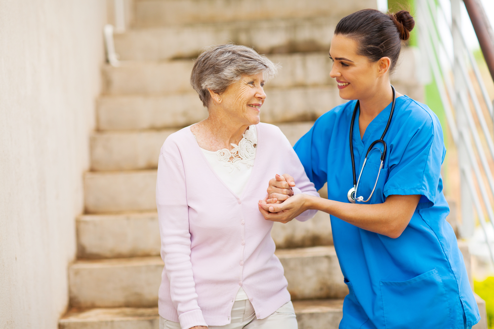 Compassionate Connections:   An Essential Weapon for Caregivers