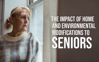 The Impact of Home and Environmental Modification to Seniors