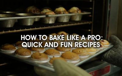 How to Bake Like a Pro: Quick and Fun Recipes